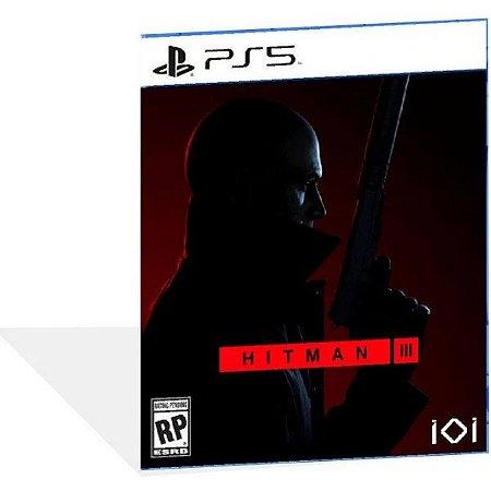 Hitman 3 - Standard Edition | PS5 MÍDIA DIGITAL