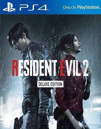 Resident Evil 2 Deluxe Edition | PS4 MÍDIA DIGITAL