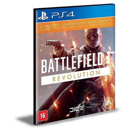 Battlefield 1 Revolution | PS4 MÍDIA DIGITAL