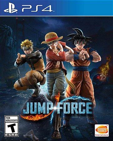 Jump Force | PS4 MÍDIA DIGITAL