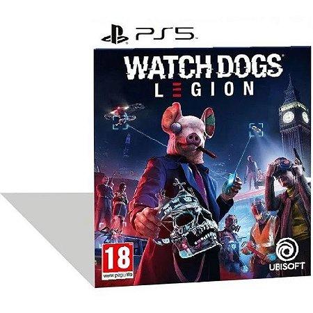 Watch Dogs: Legion | PS5 MÍDIA DIGITAL