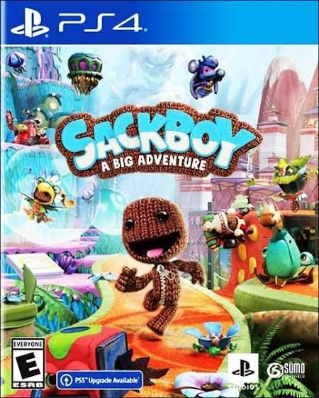 Sackboy A Big Adventure | PS4 MÍDIA DIGITAL
