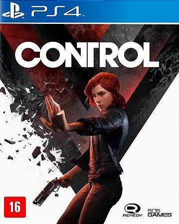 Control | PS4 MÍIDA DIGITAL