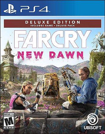 Far Cry New Dawn| PS4 MÍDIA DIGITAL