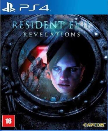 Resident Evil Revelations | PS4 MÍDIA DIGITAL