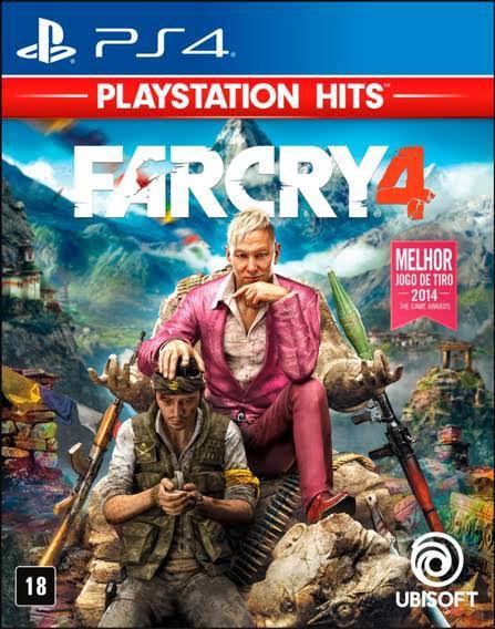 Far Cry 4 | PS4 MÍDIA DIGITAL