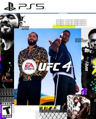 UFC 4 | PS5 MÍDIA DIGITAL