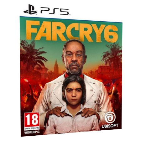FAR CRY 6 | PS5 MÍDIA DIGITAL