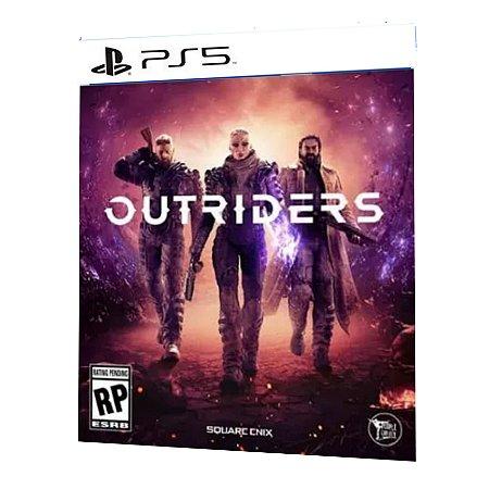 OUTRIDERS | PS5 MÍDIA DIGITAL