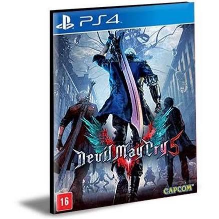 Devil May Cry 5 | PS4 e PS5 MÍDIA DIGITAL
