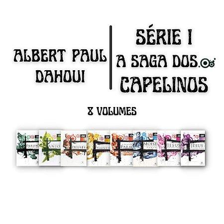 Combo: A Saga dos Capelinos Série 1 c/ 8 volumes