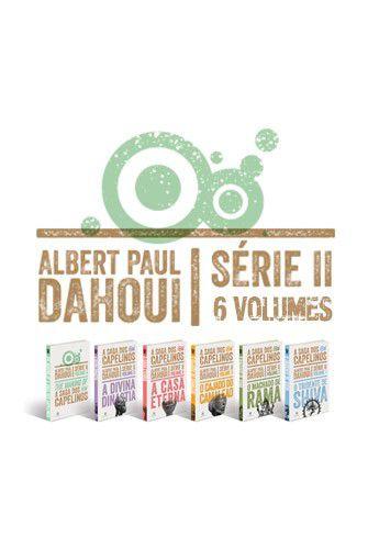 Combo: A Saga dos Capelinos 2 c/ 6 volumes