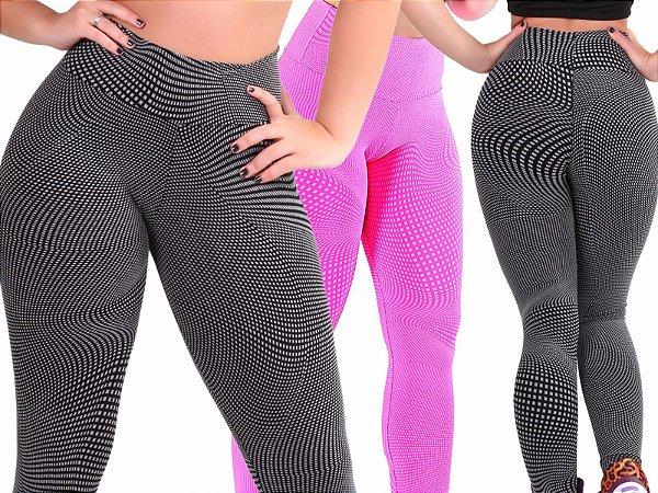 Legging Affix Proteção UV
