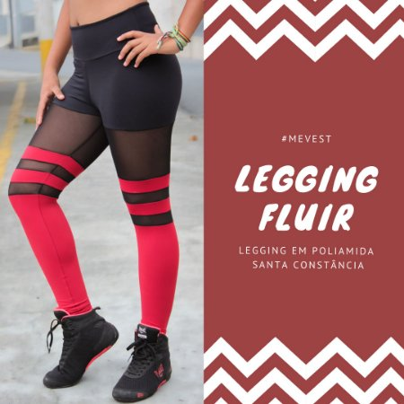 Legging Fluir Ruby