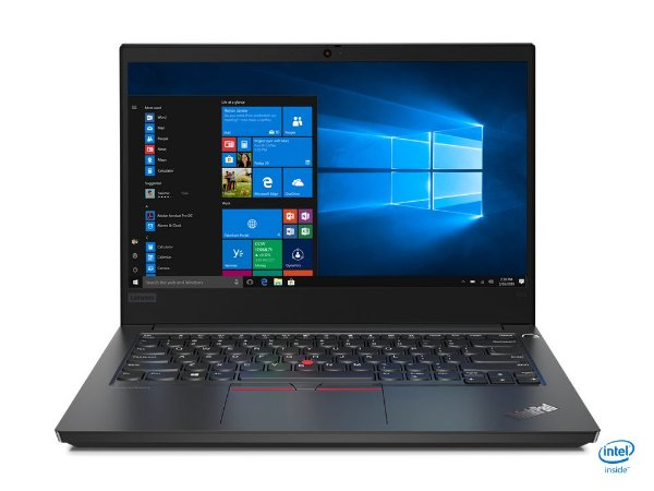 "Notebook Lenovo ThinkPad E14 Intel Core i5-10210U 8GB SSD 256GB 14"" FHD Windows 10 Pro"