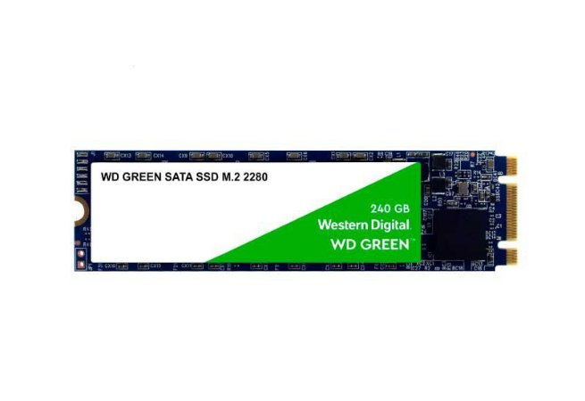SSD WD Green 240GB M.2 2280