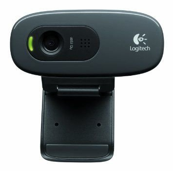 Webcam Logitech USB C270