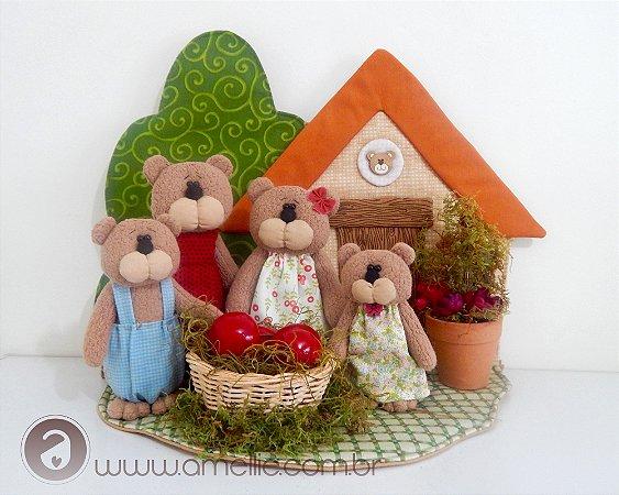 Casa dos ursinhos