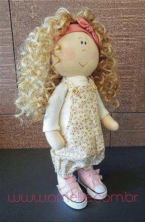 Boneca e Coelha Alice