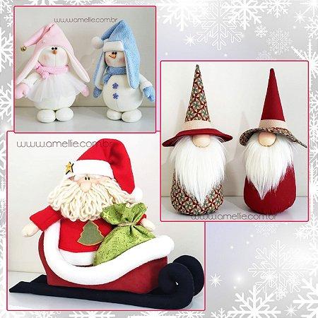 Kit Projetos de Natal