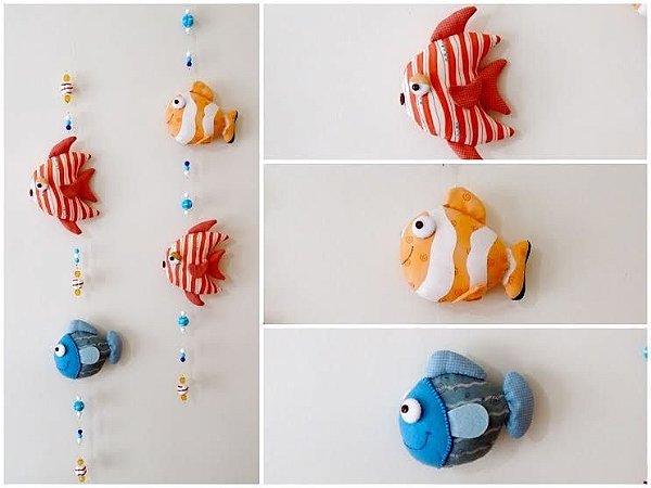 Mobíle de Peixinhos