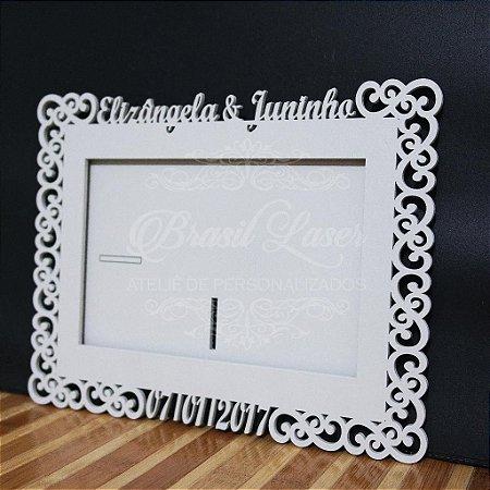 Lindo porta retrato para foto 15cmx21cm Personalizado