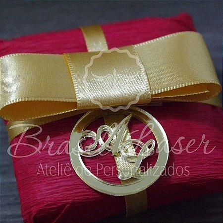1 Medalhinha Para Bem Casado / Bem Vivido em Acrílico - Várias Cores - Personalizado - Ver opções dentro do anúncio - Quantidade Mínima : 10 Unidades