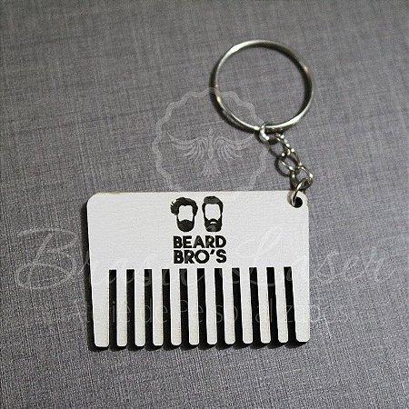 1 Chaveiro Personalizado para Lembrança Barbearia com Gravação a laser (Minimo 10 unidades por pedido) - Selecionar Material/cor dentro do anuncio