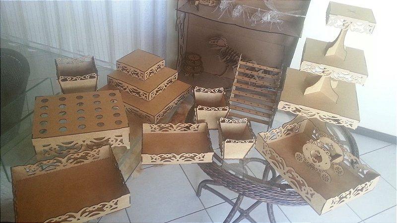 Kit Provençal Completo com 13 peças