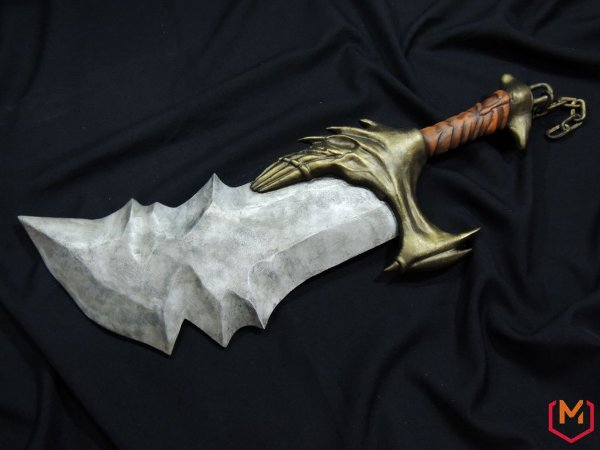 Blade Of Chaos - Kratos - God Of War
