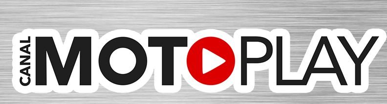Adesivo Canal MotoPLAY - FRETE GRÁTIS