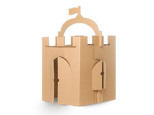 Castelo Infantil de Papelão