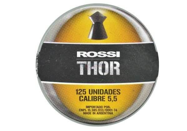 CHUMBINHO THOR II 5,5MM (125 UN) ROSSI i