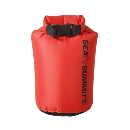 SACO ESTANQUE LIGHWEIGHT DRY SACK XS 2L VERMELHO SEA TO SUMMIT