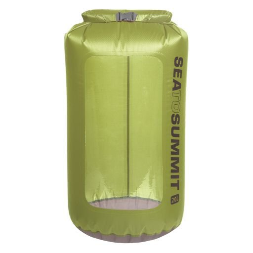 SACO ESTANQUE ULTRA-SIL VIEW DRY SACK 20L VERDE SEA TO SUMMIT