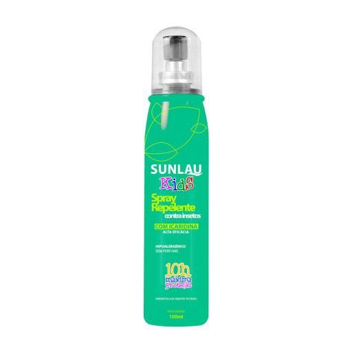 REPELENTE KIDS SPRAY 100ML SUNLAU i