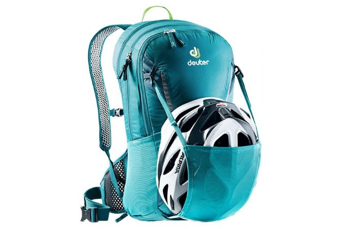MOCHILA RACE 14+3L EXP AIR 2018 AZUL DEUTER