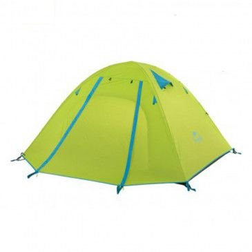 BARRACA PRO SERIES ALUMINIO 4P VERDE NATUREHIKE
