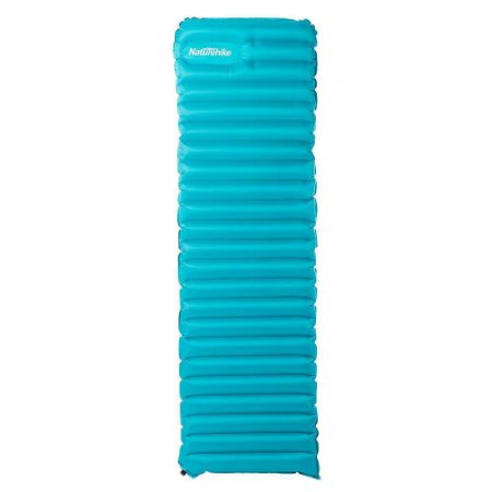ISOLANTE INFLÁVEL SLEEPING PAD US AZUL NATUREHIKE