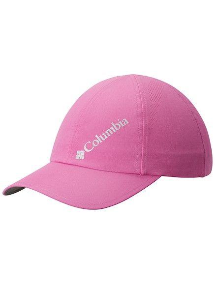 BONE SILVER RIDGE TM BALL CAP BRIGHT LAVENDER FEMININO CL9016 547 COLUMBIA