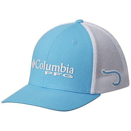 BONÉ PFG MESH™ BALL CAP YACHT HOOK P CU9495 COLUMBIA