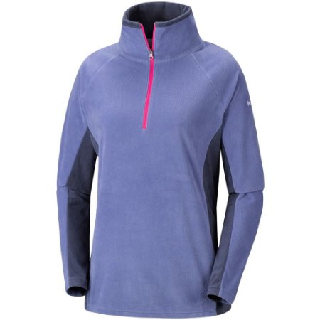 BLUSÃO FLEECE GLACIAL IV 1/2 ZIP EVE NOCTURNAL FEMININO AK1131 COLUMBIA