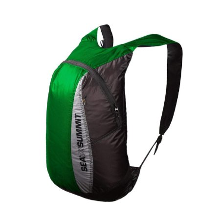 MOCHILA ULTRA SIL DAYPACK 20L VERDE SEA TO SUMMIT
