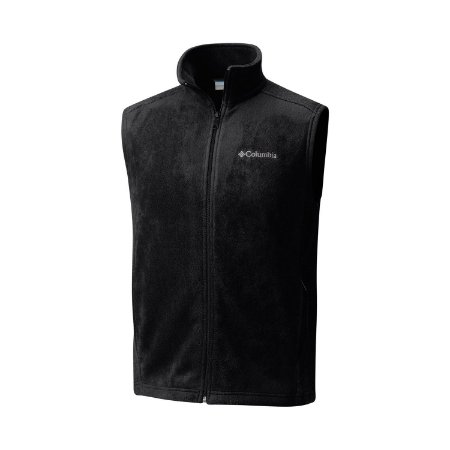 COLETE FLEECE STEENS MOUNTAIN VEST PRETO MASCULINO AM1535 COLUMBIA