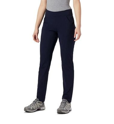CALÇA ANYTIME CASUAL PULL ON PANT NOCTURNAL AZUL FEMININO AK0782 591 COLUMBIA