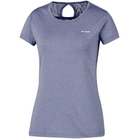 CAMISETA MANGA CURTA PEAK TO POINT NOCTURNAL FEMININO AK1492 591 COLUMBIA