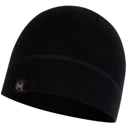 GORRO POLAR HAT SOLID BLACK BUFF
