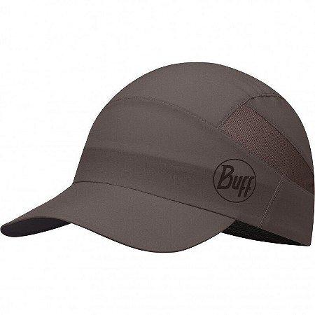 BONE PACK TREK CAP SOLID MOSS GREEN BUFF