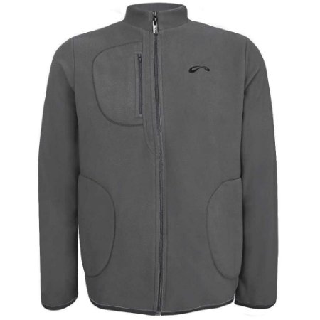 JAQUETA FLEECE POCKET GRAFITE MASCULINO A0109CZ0001 SOL