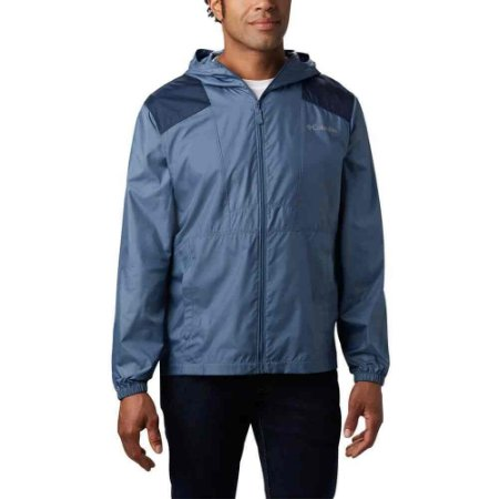 JAQUETA CORTA VENTO FLASHBACK WINDBREAK MOUNTAIN COLLEGIATE MASCULINO KM3972442 COLUMBIA